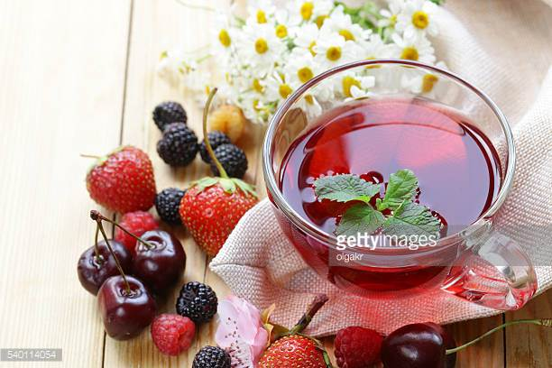 Herbal & Fruit Infusions -