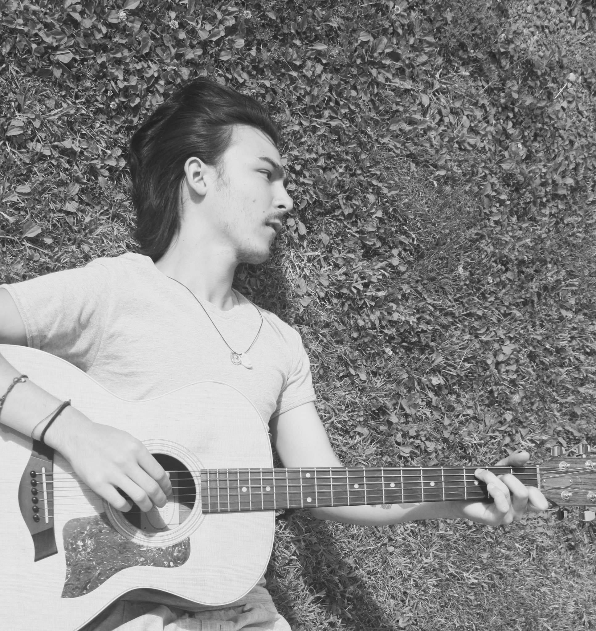 Halla    Bio-- Henry Nozuka is a Singer Songwriter from Toronto. Growing up in a musical family he began writing songs at an early age. He is getting ready to release his first album in the new year.