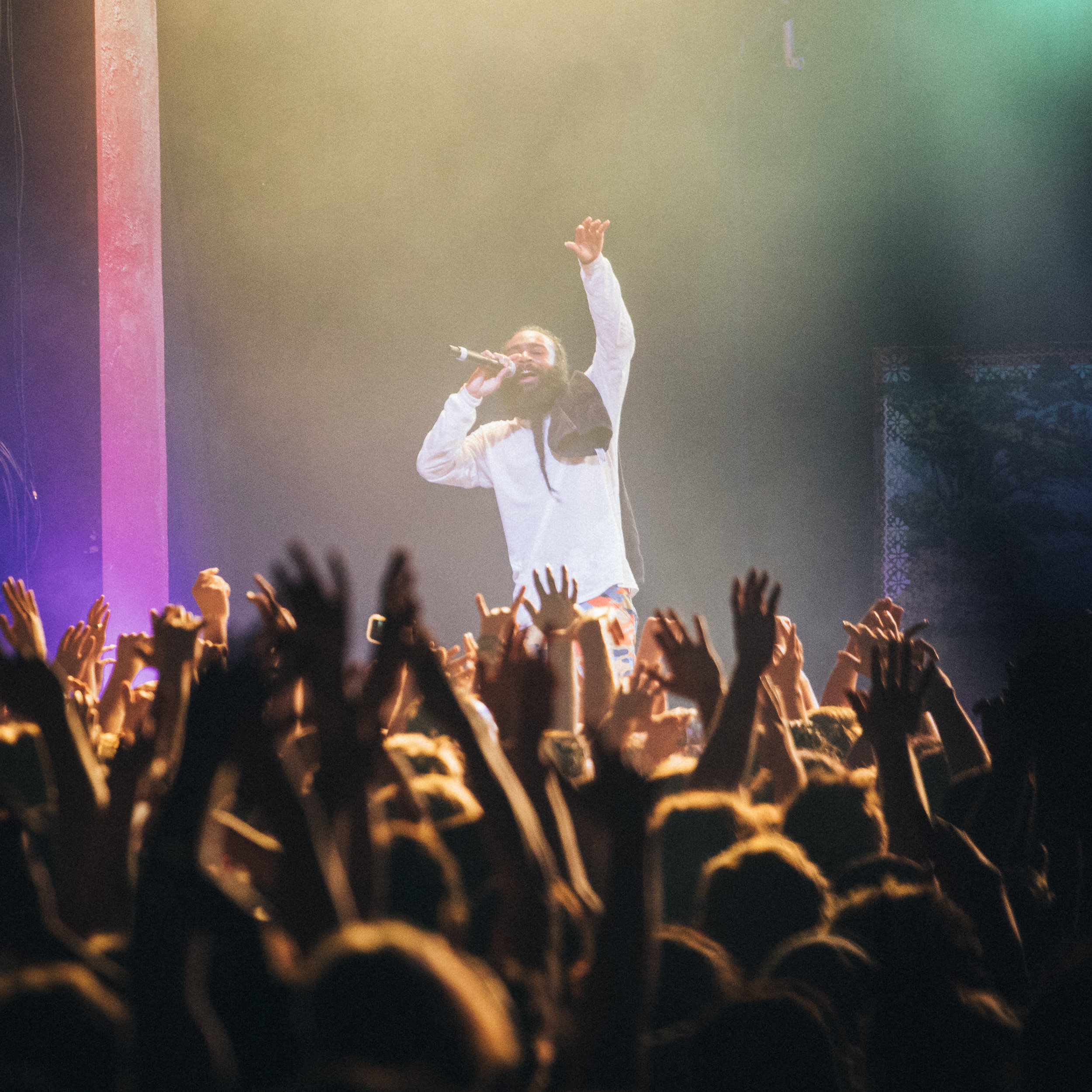 The  Flatbush Zombies  with  Kirk Knight  &  Nyck Caution  at  Astra  in  Berlin, Germany