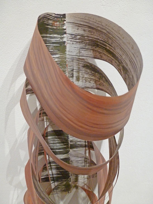 Cedar Slit  (detail), 2013