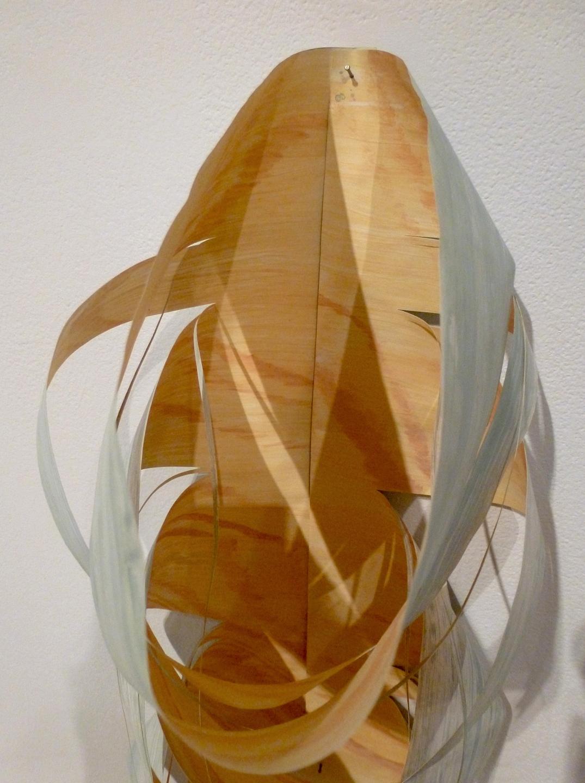 Flammable Guggenheim  (detail),2013