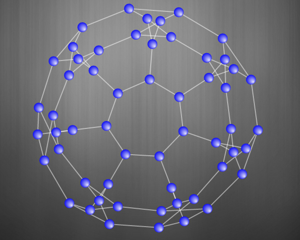 Snark graph with 56 vertices