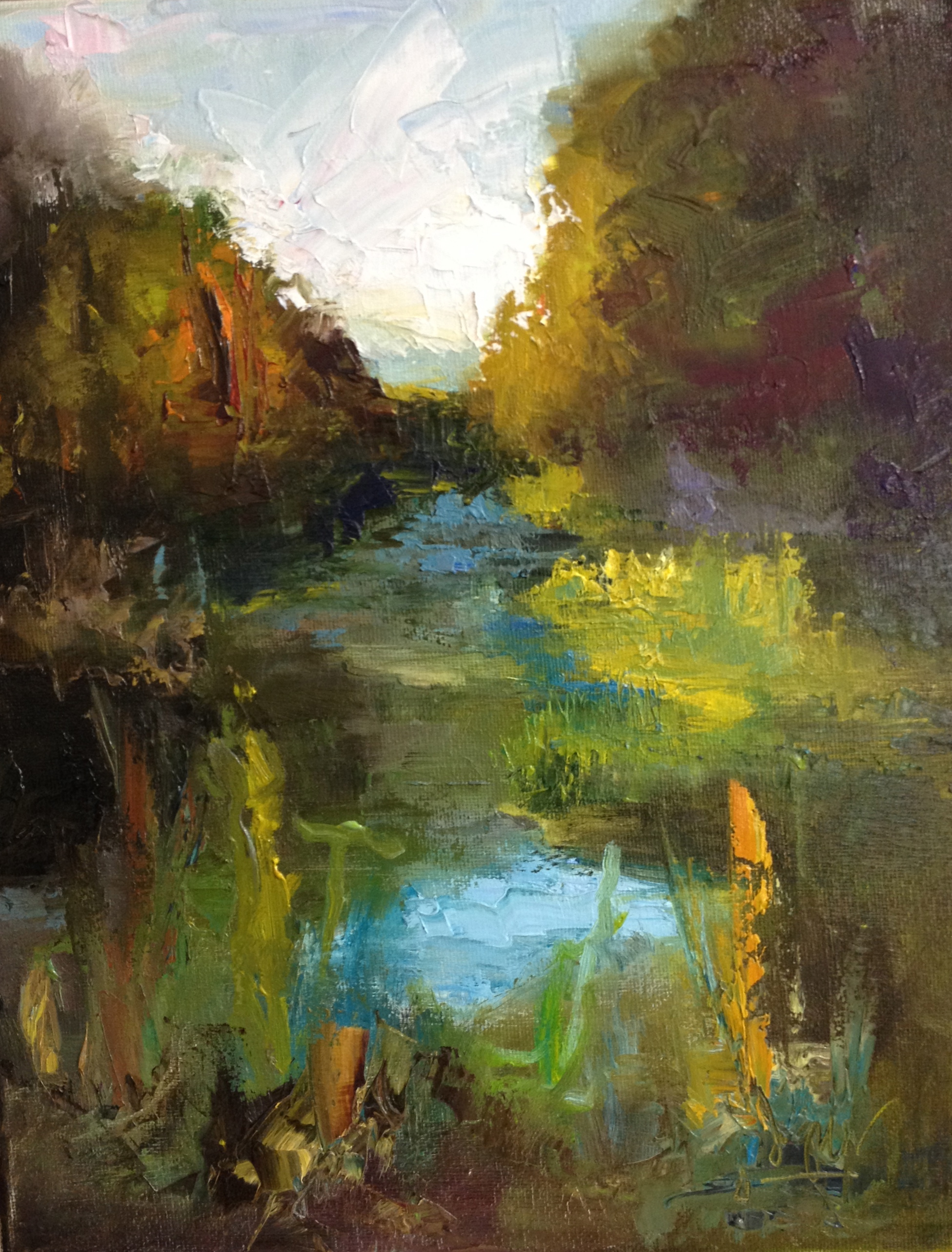 Saxton's River