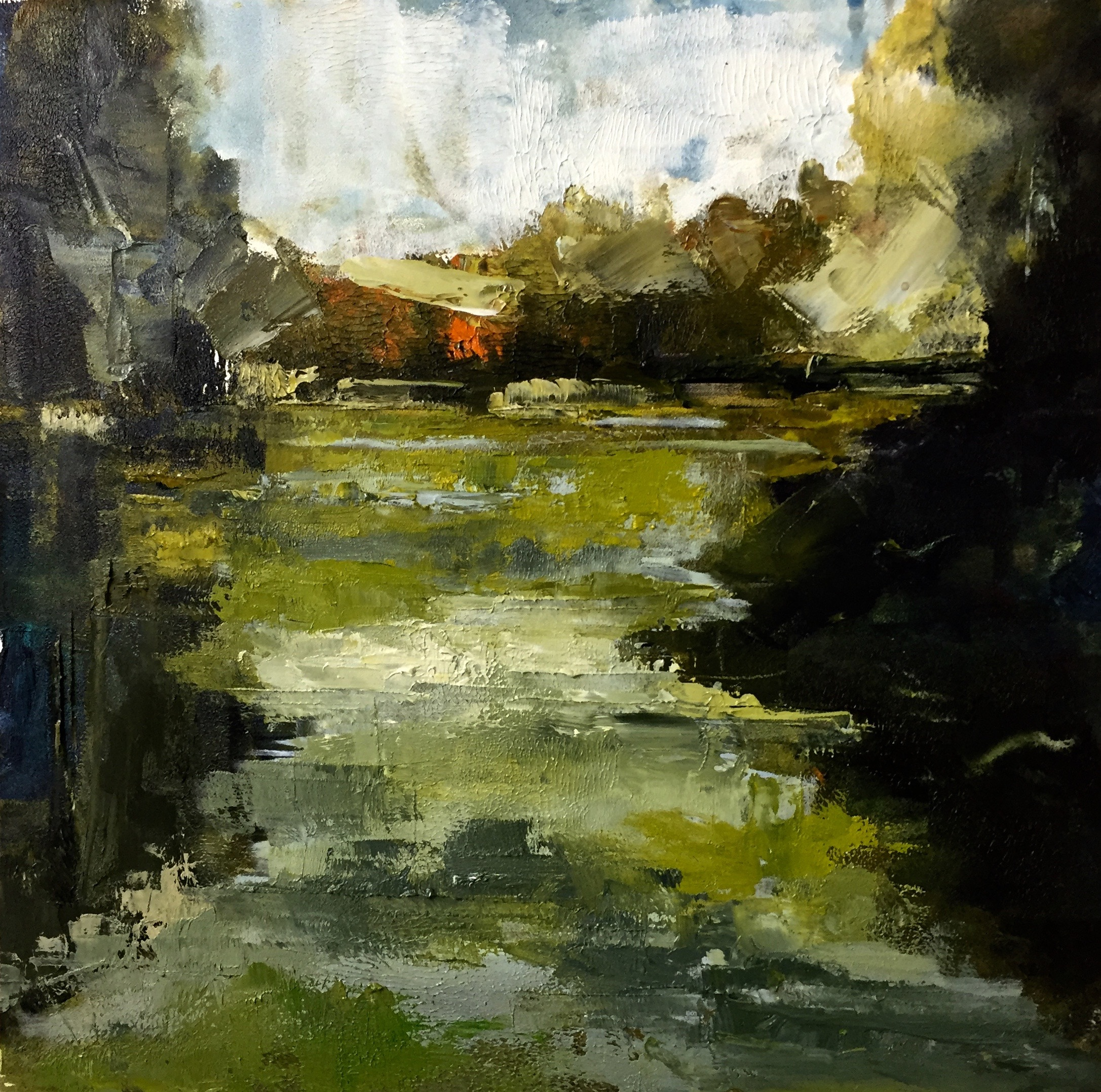Keese's Mill Pond