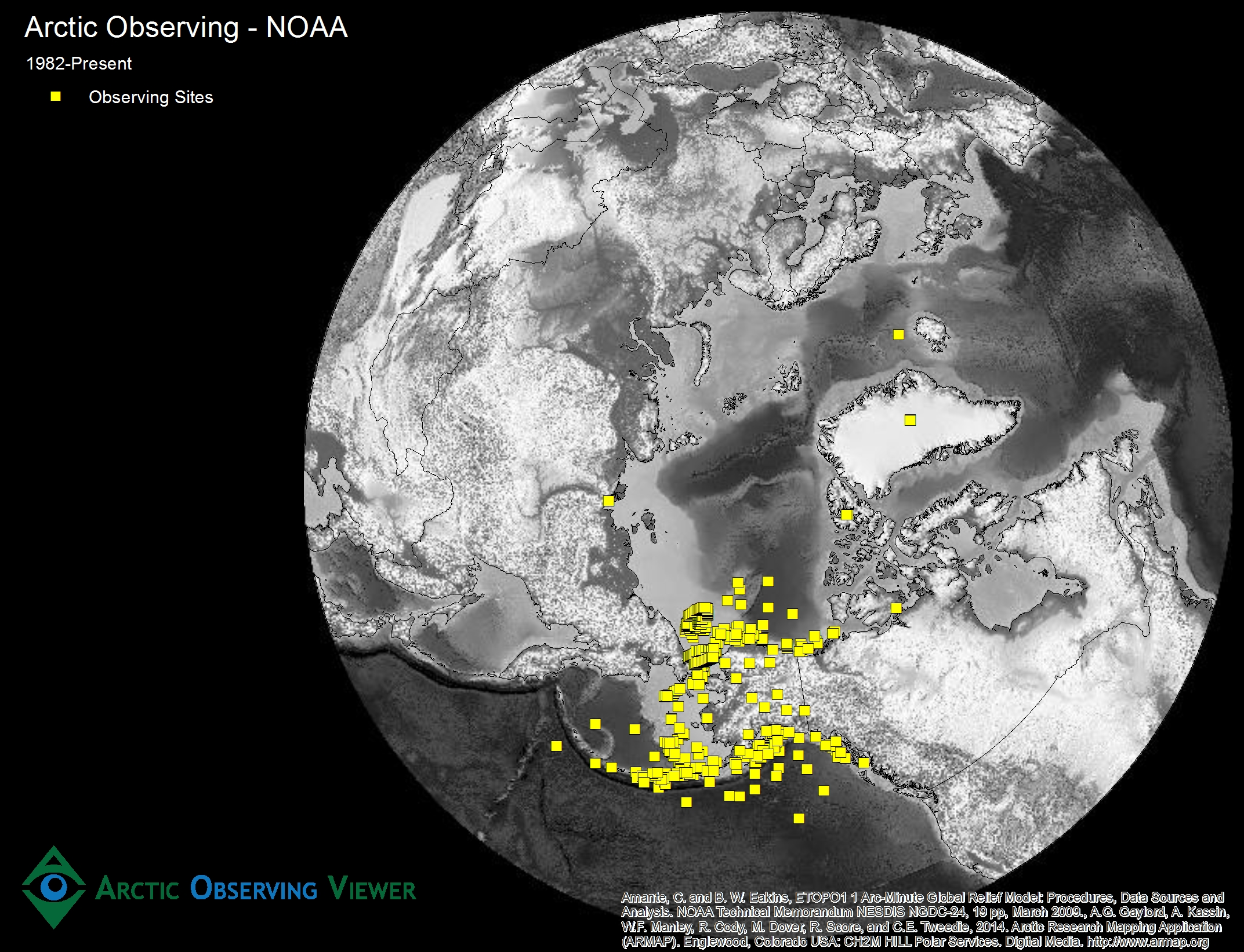 Arctic Observing - NOAA