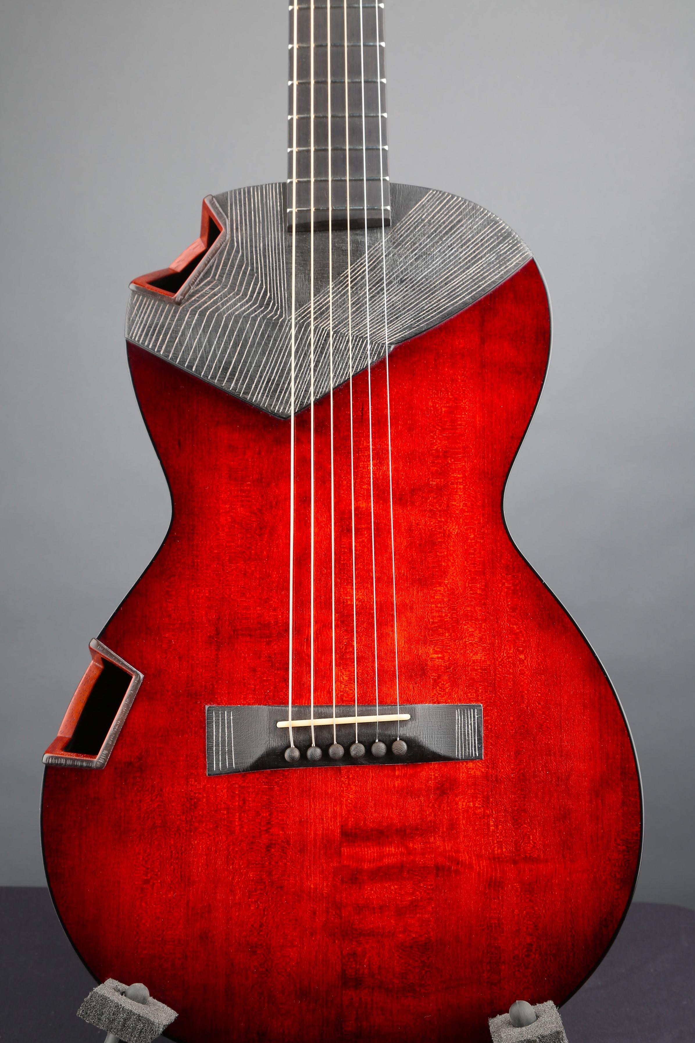 Claudia / Caudio Pagelli - Pagelli Gitarrenbau