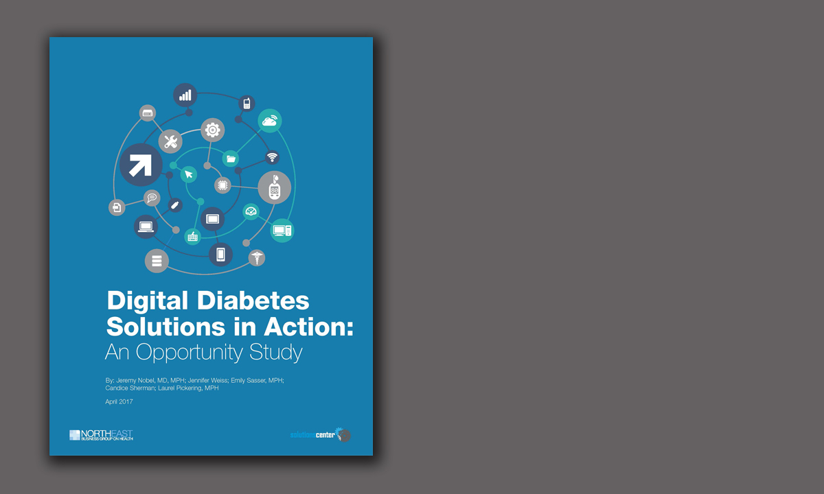 Digital Diabetes Solutions in Action: An Opportunity Study