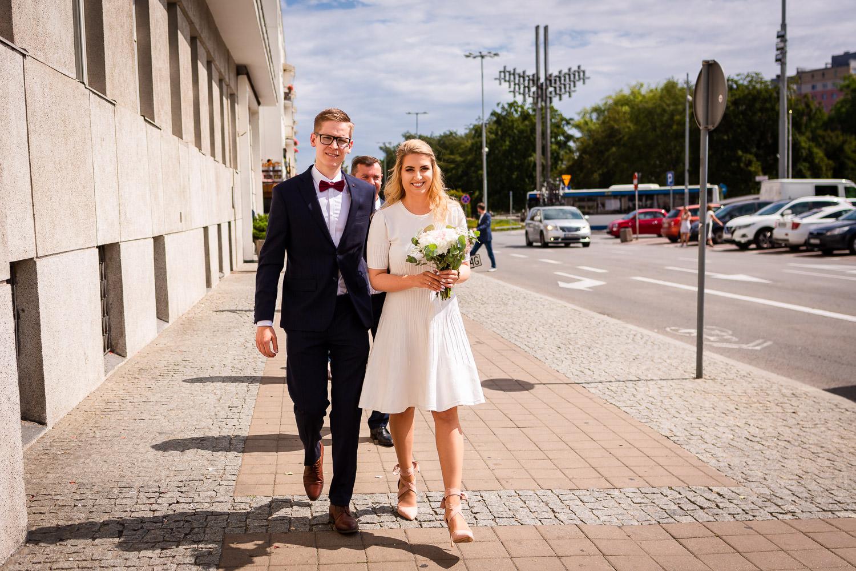 Fotografia S�lubna Gdan�sk Sopot - S�lub w Urzędzie Stanu Cywilnego w Gdyni i obiad weselny w Mondo di Vinegre - 01.jpg