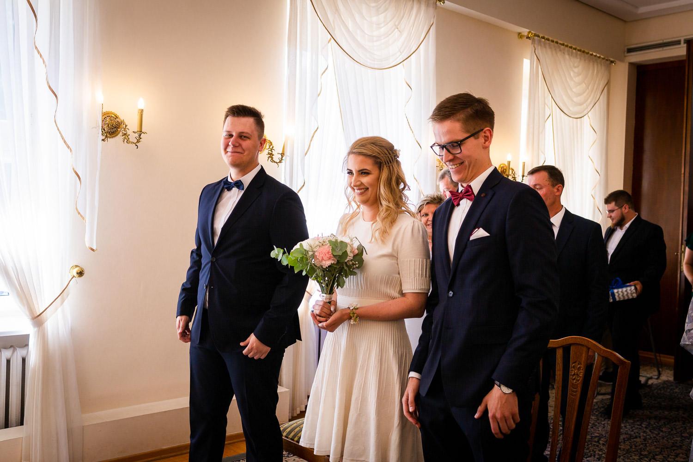 Fotografia S�lubna Gdan�sk Sopot - S�lub w Urzędzie Stanu Cywilnego w Gdyni i obiad weselny w Mondo di Vinegre - 04.jpg