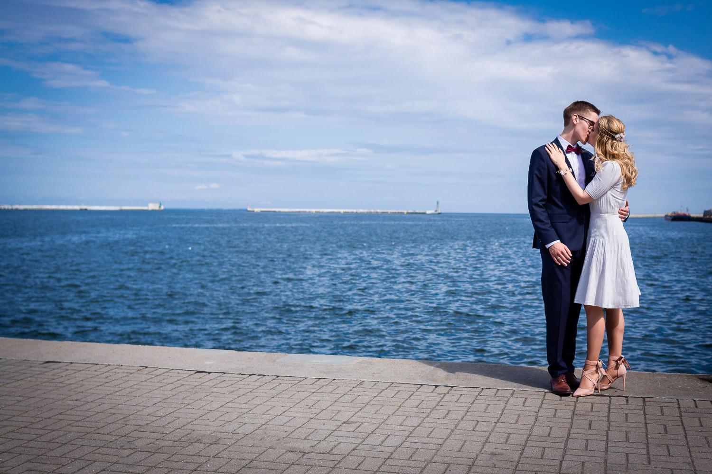 Fotografia S�lubna Gdan�sk Sopot - S�lub w Urzędzie Stanu Cywilnego w Gdyni i obiad weselny w Mondo di Vinegre - 23.jpg