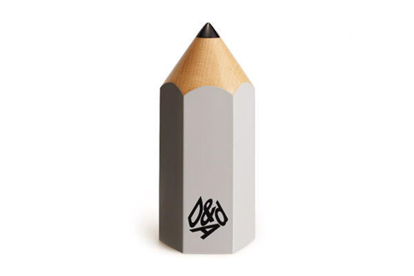 D&AD GRAPHITE PENCIL  2019 - Delta Air Lines