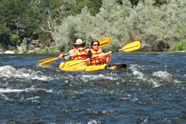 Get the rush of rafting the Klamath