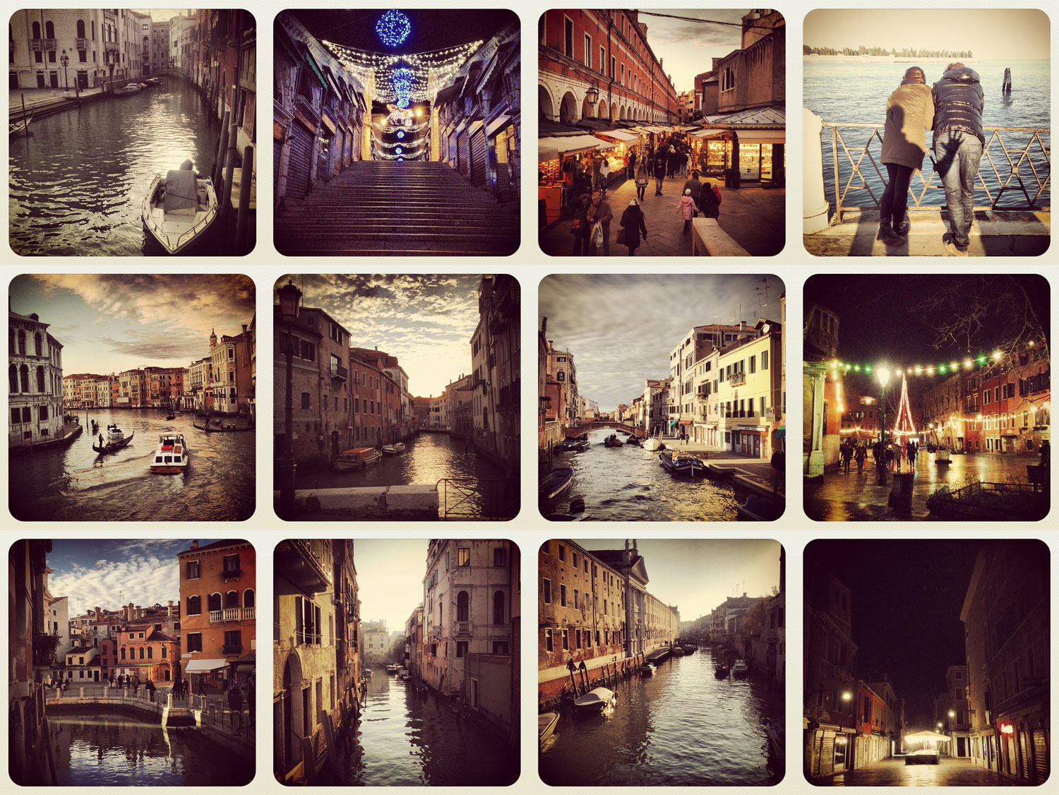 A few snapshots taken during my stay in Venice