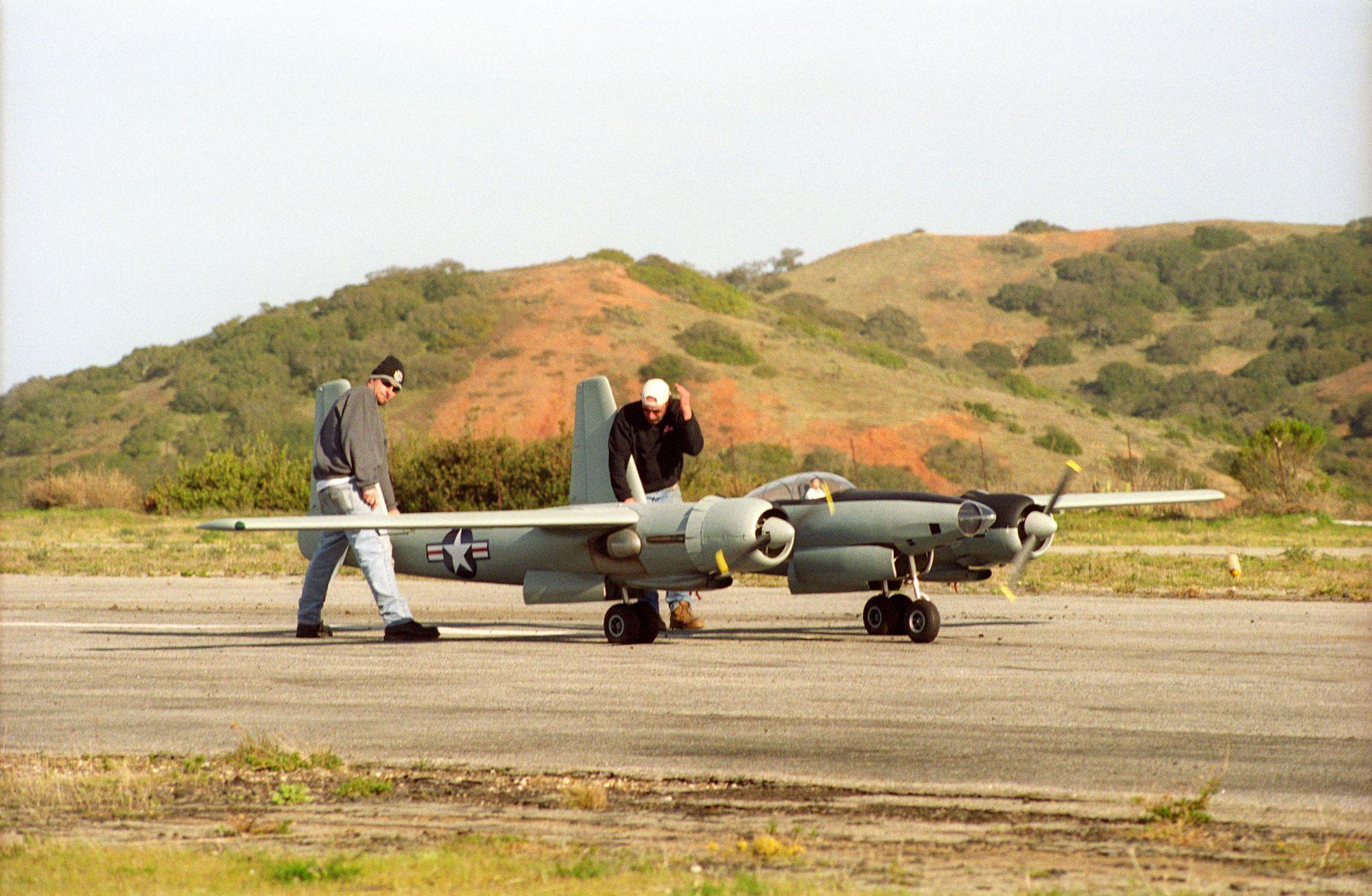 Hughes XF11