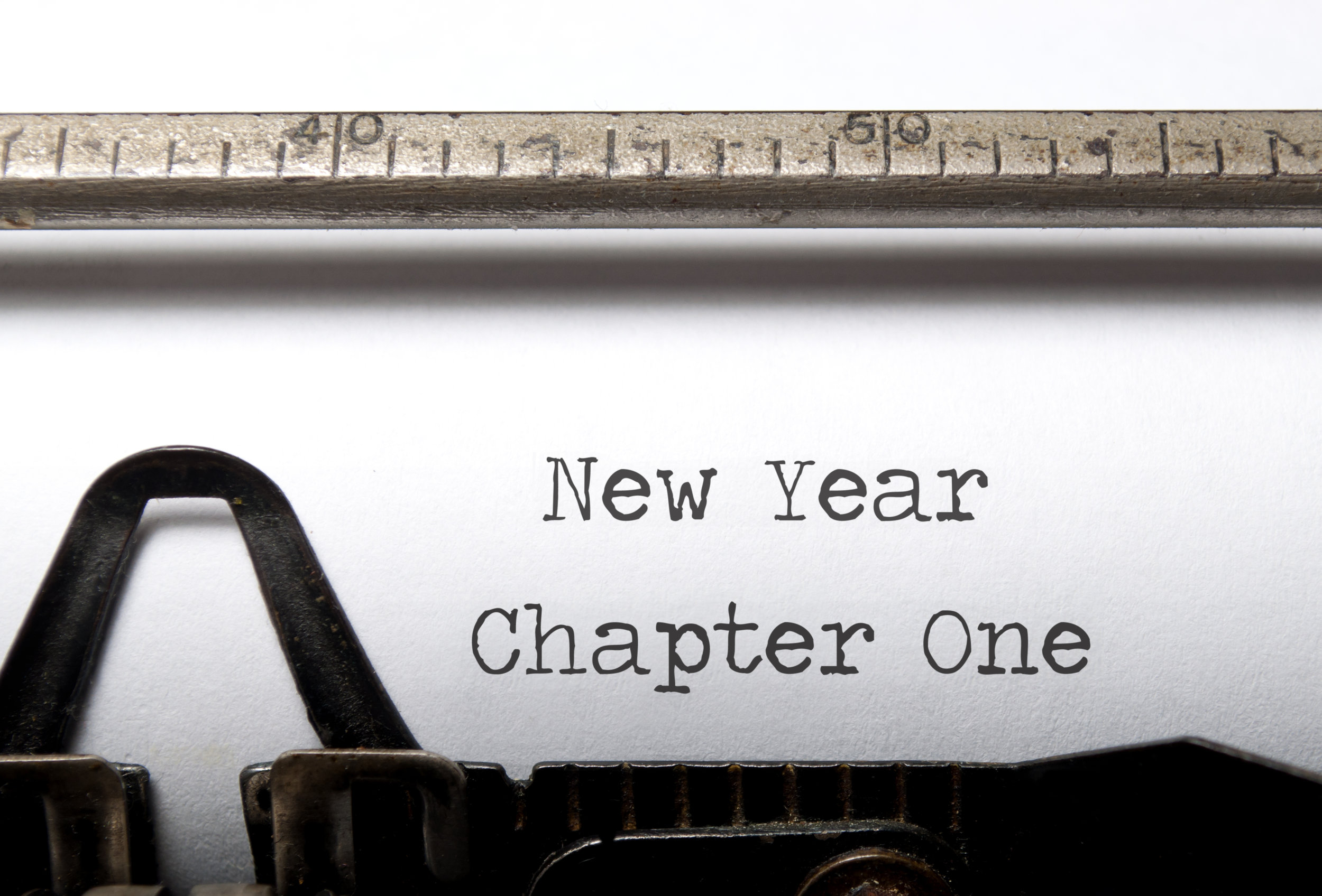 Is This the Year to Write Your First Novel?