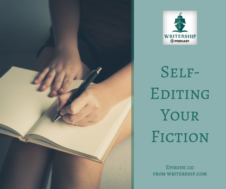 Self-Editing Your Fiction by Leslie Watts at writership.com.