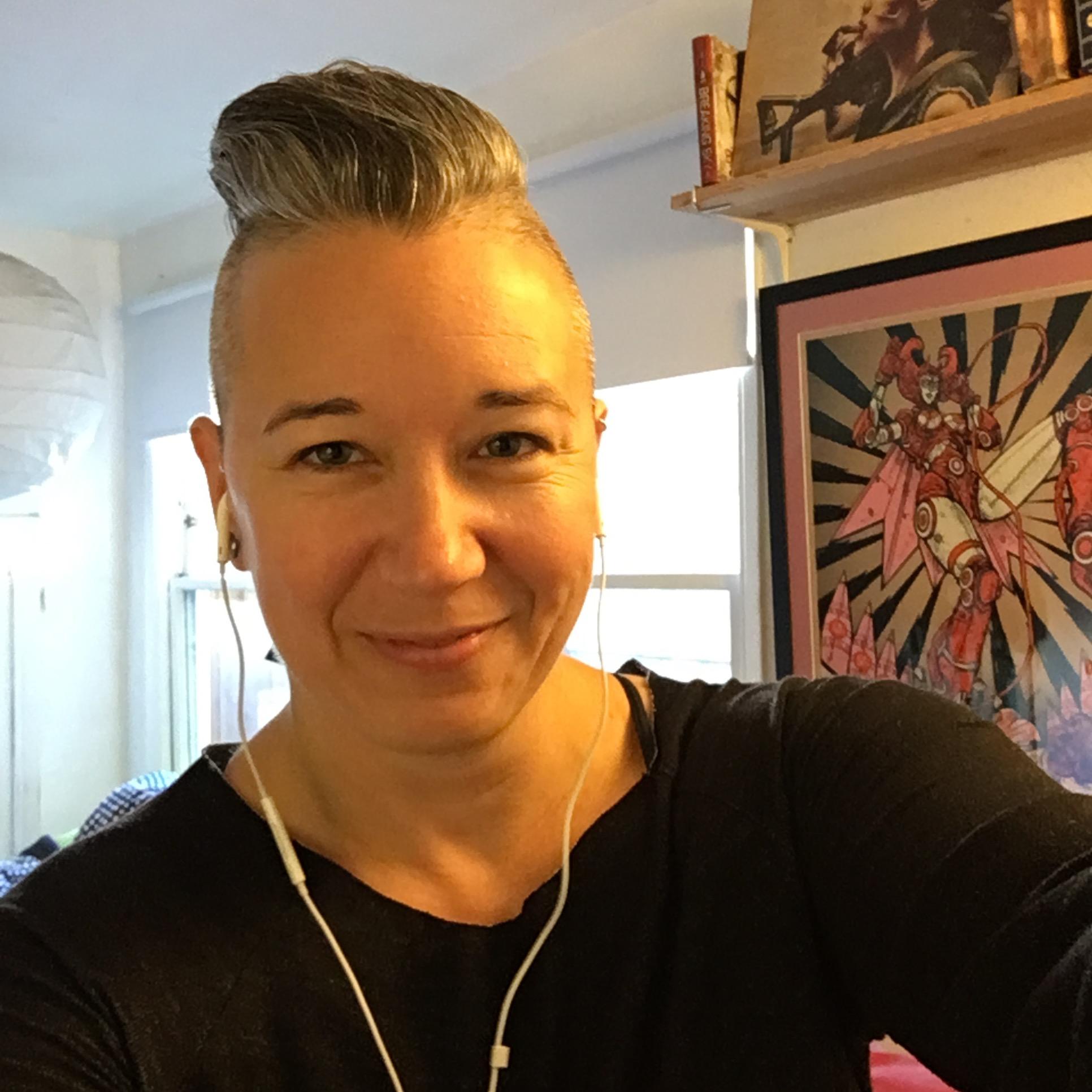 Courtney Harrell on the  Writership Podcast .