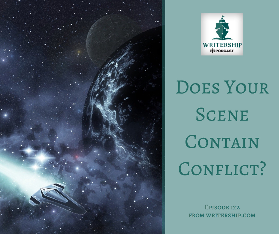 Does Your Scene Contain Conflict? by Leslie Watts at Writership.com.