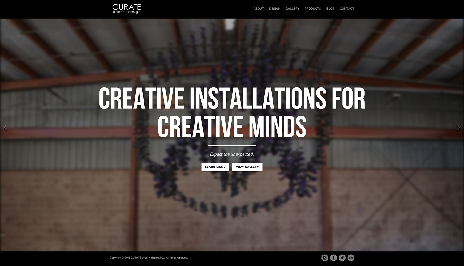 Curate Decor & Design