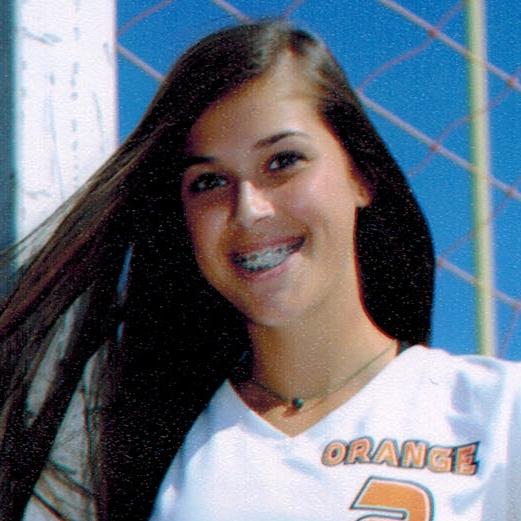 Olivia DOmozick:    Committed to Edinboro UniverSity   Jersey Number: 2  Graduation Year: 2020  Positions: Forward/Midfielder