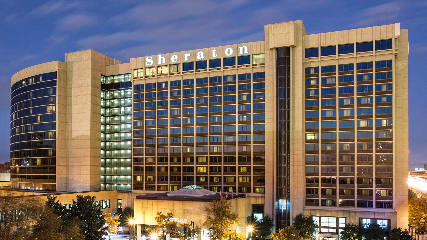 Sheraton Birmingham & Convention Center - Birmingham, AL