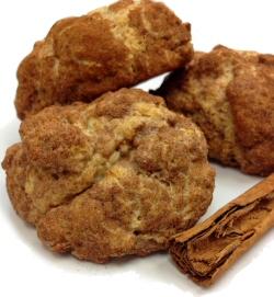 Cinnamon Sugar Scone