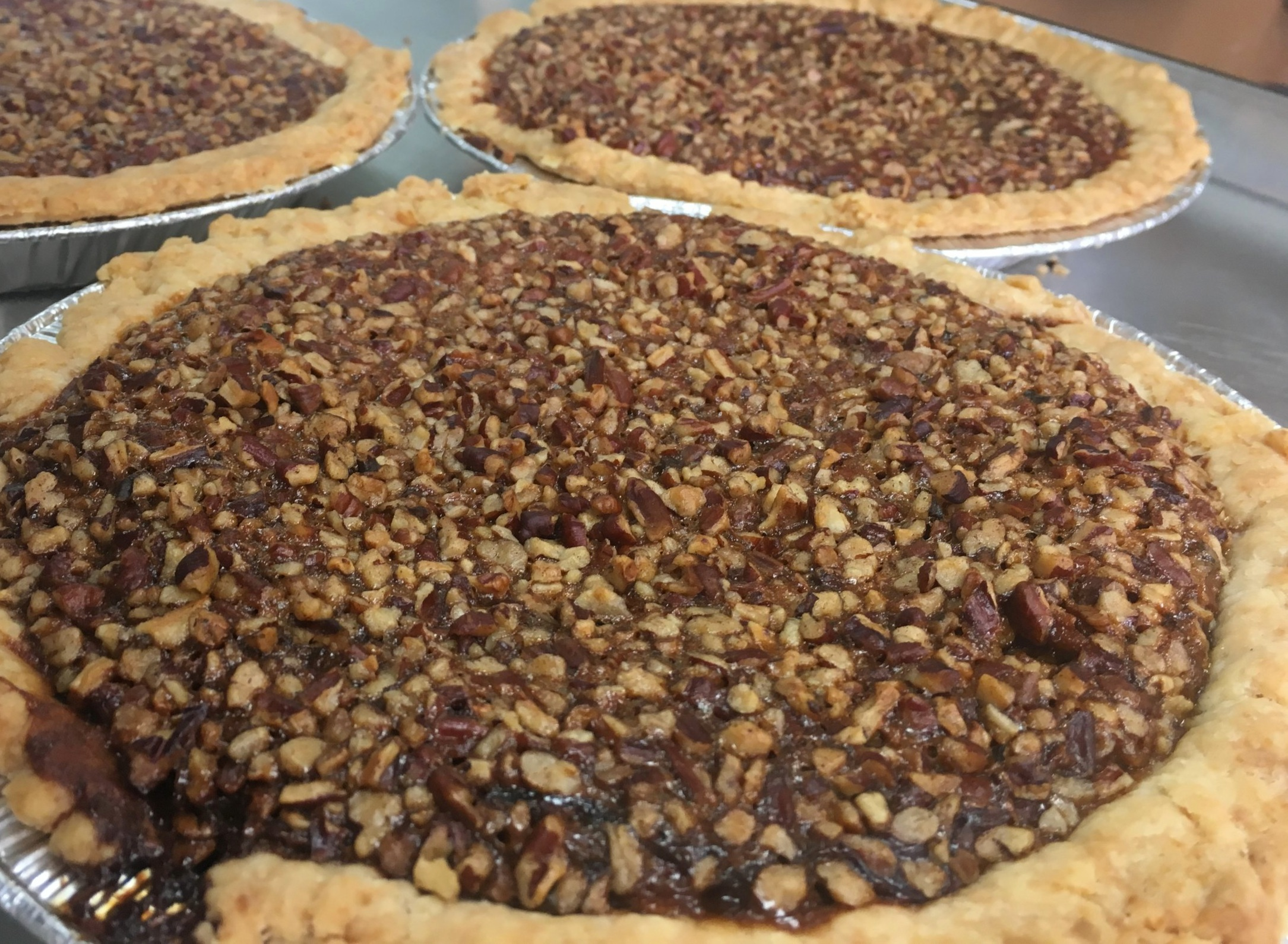 Oatmeal Pecan Pies (November only)