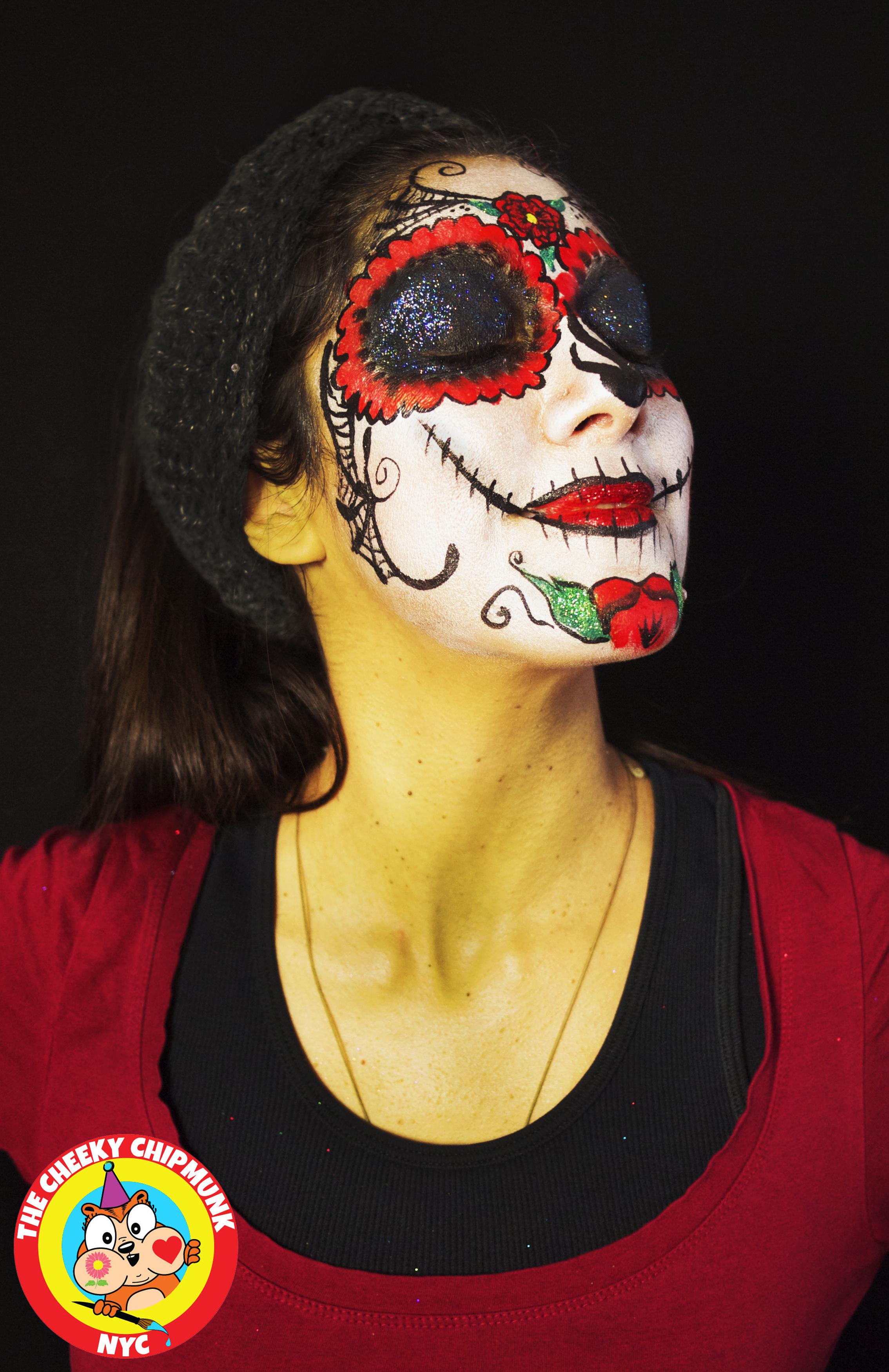sylvia sugar skull