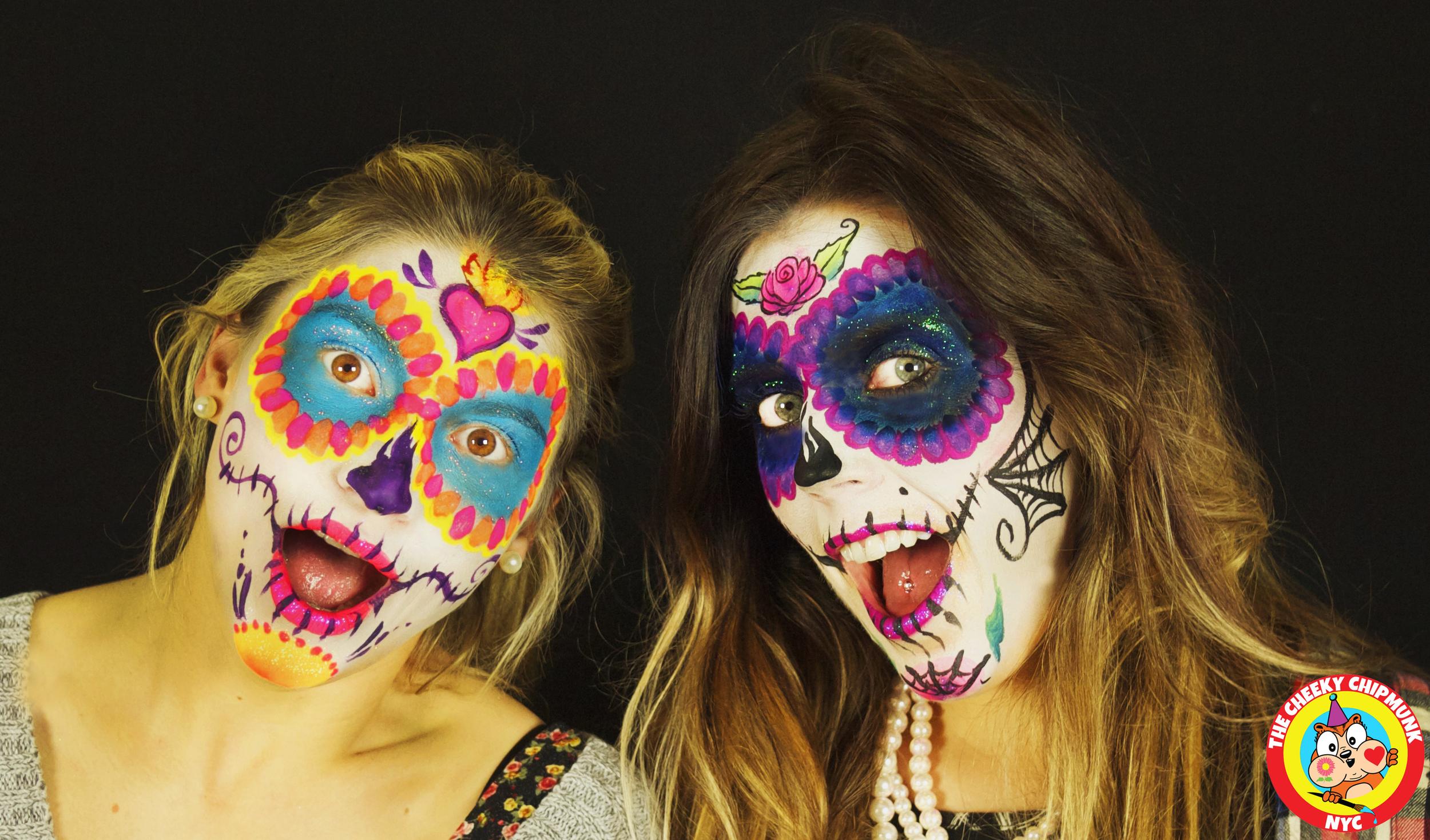 irish sugar skulls