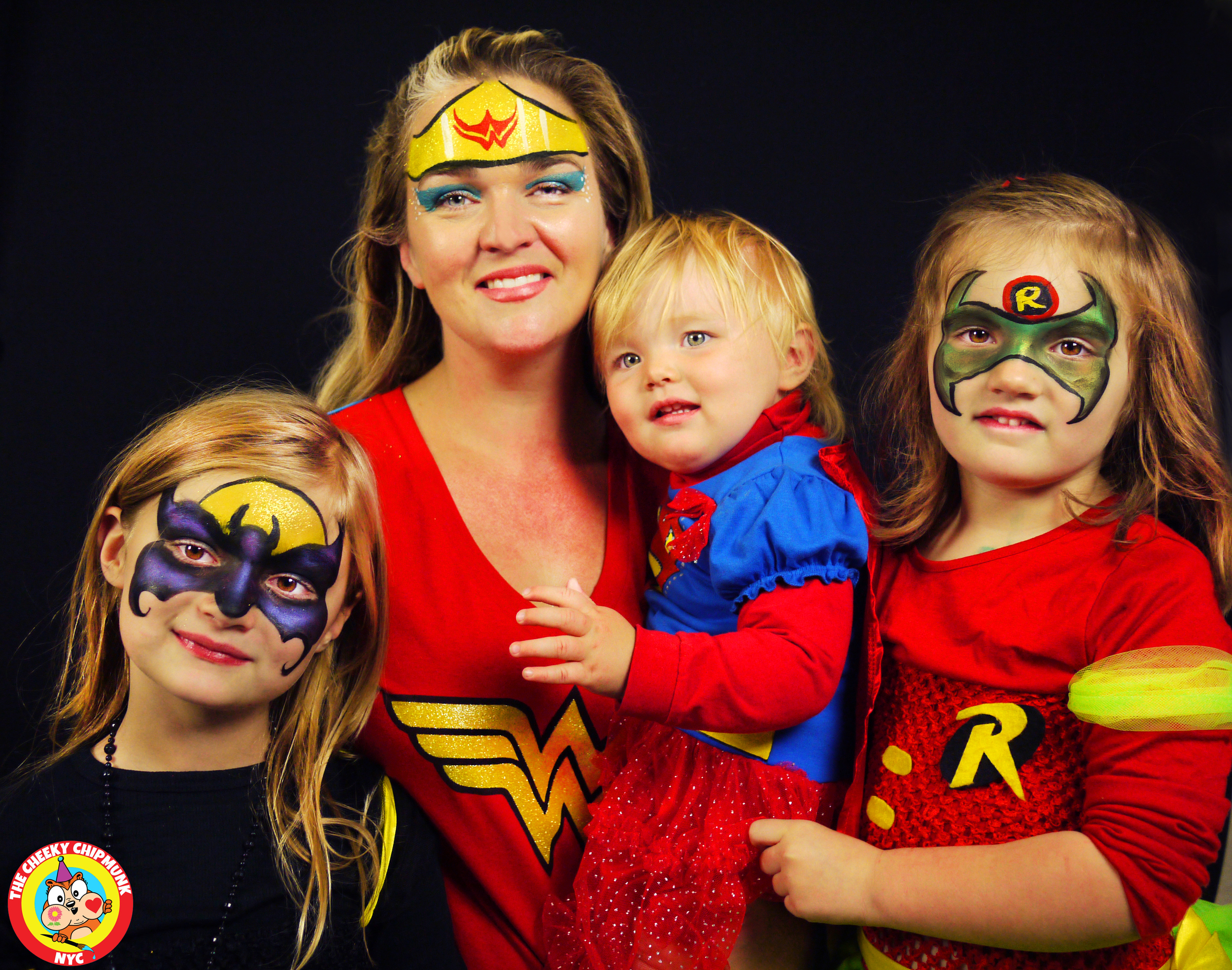 super girls family