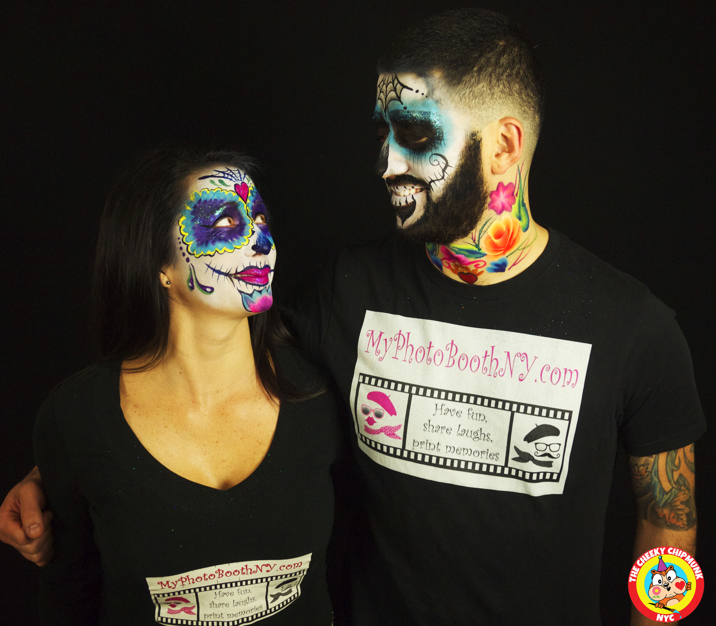 """This brother and sister duo are the brilliant minds behind the hit business """" My Photo Booth NY """"! Check them out the next time you are planning your next big event!"""