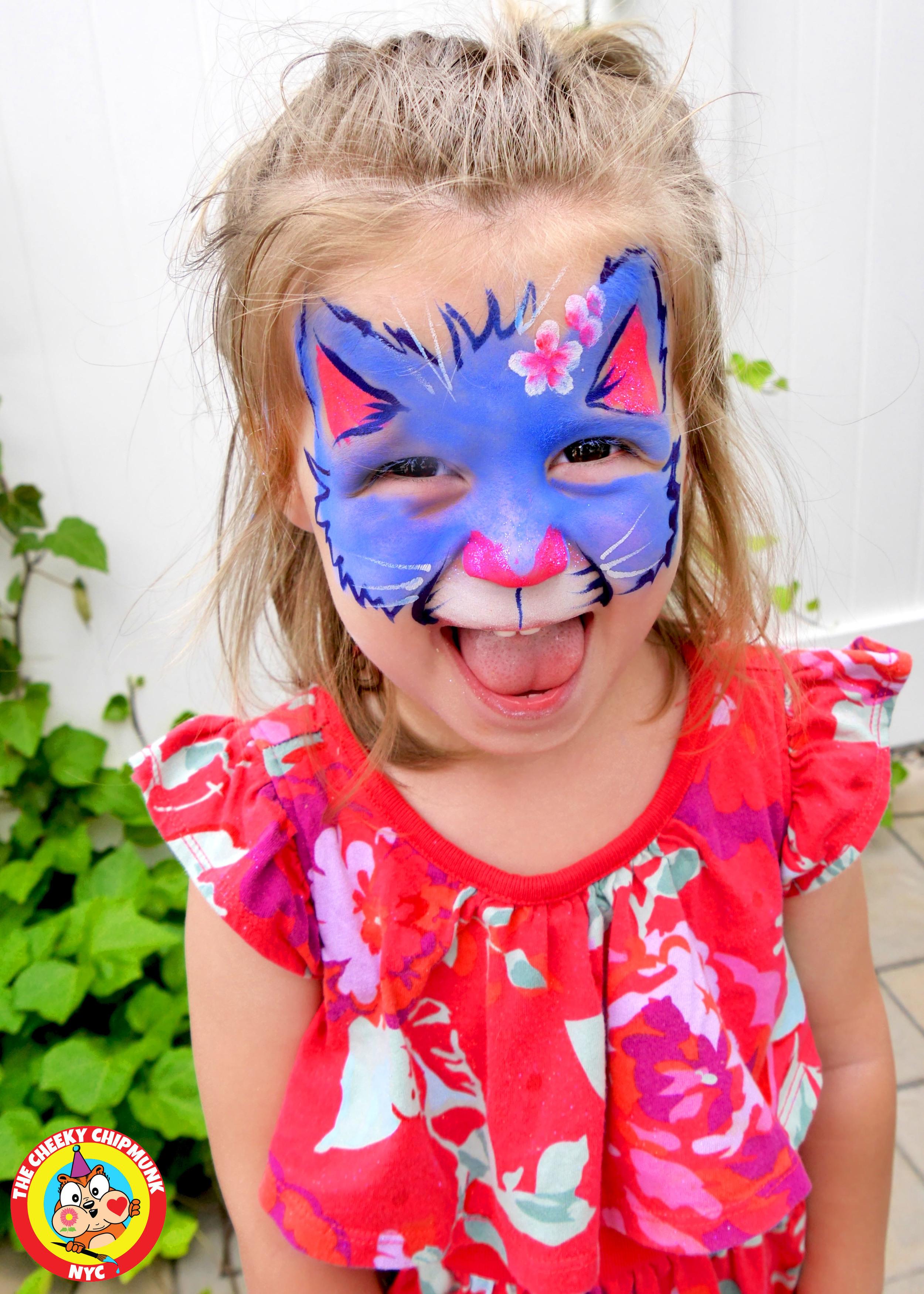 blue starblends kitty