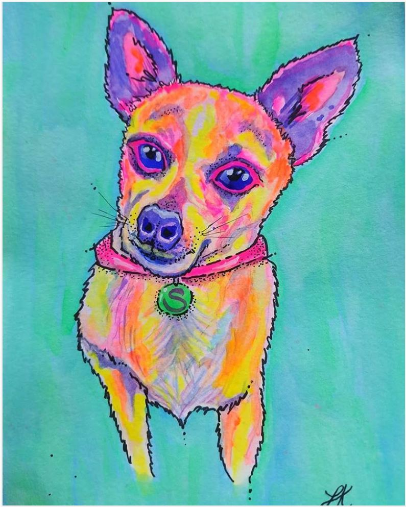 lenore-koppelman-the-cheeky-chipmunk-lenore-paints-pets-martys-dog-sassy-chihuahua-watercolor-painting-art-nyc.JPG