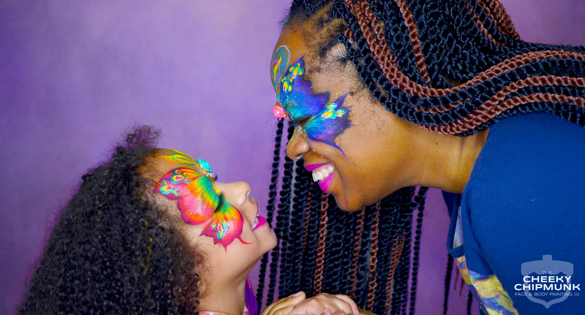lenore-koppelman-the-cheeky-chipmunk-nyc-face-painting-butterfly-mother-daughter-mothers-day-silly-farm-faba-tv-fabatv-rainbow-love-banner-size-nadine-aviya.jpg