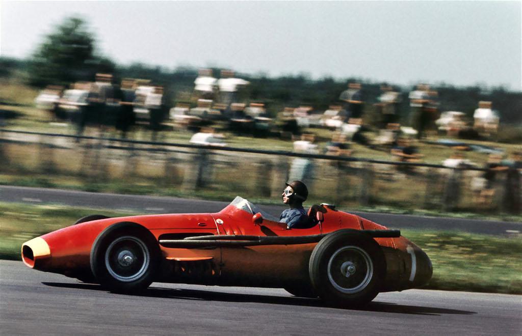 Juan Manuel Fangio, Maserati 250F German 1957 copy.jpg