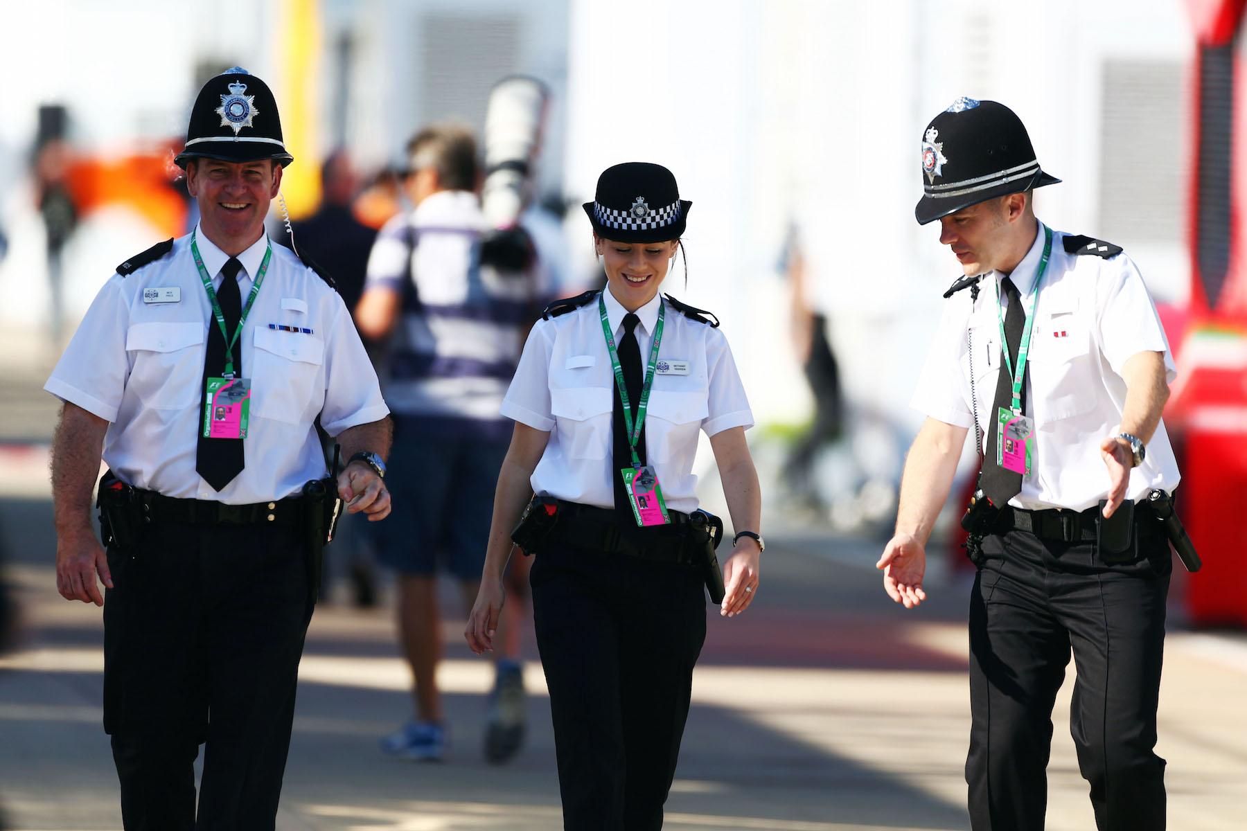 Silverstone police