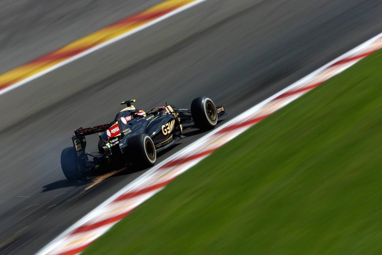 Maldonado's Lotus