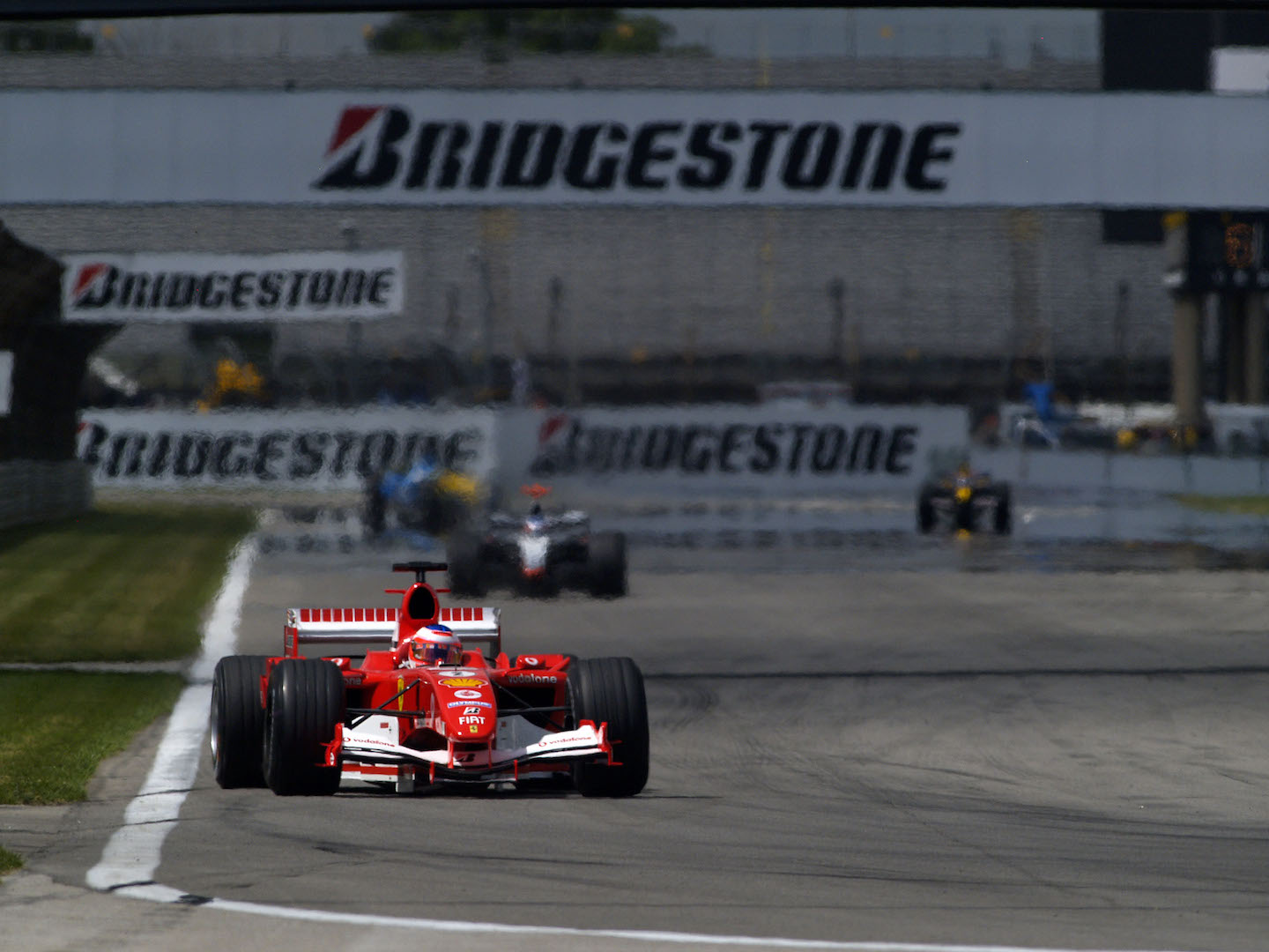 2005 USGP Qualifying