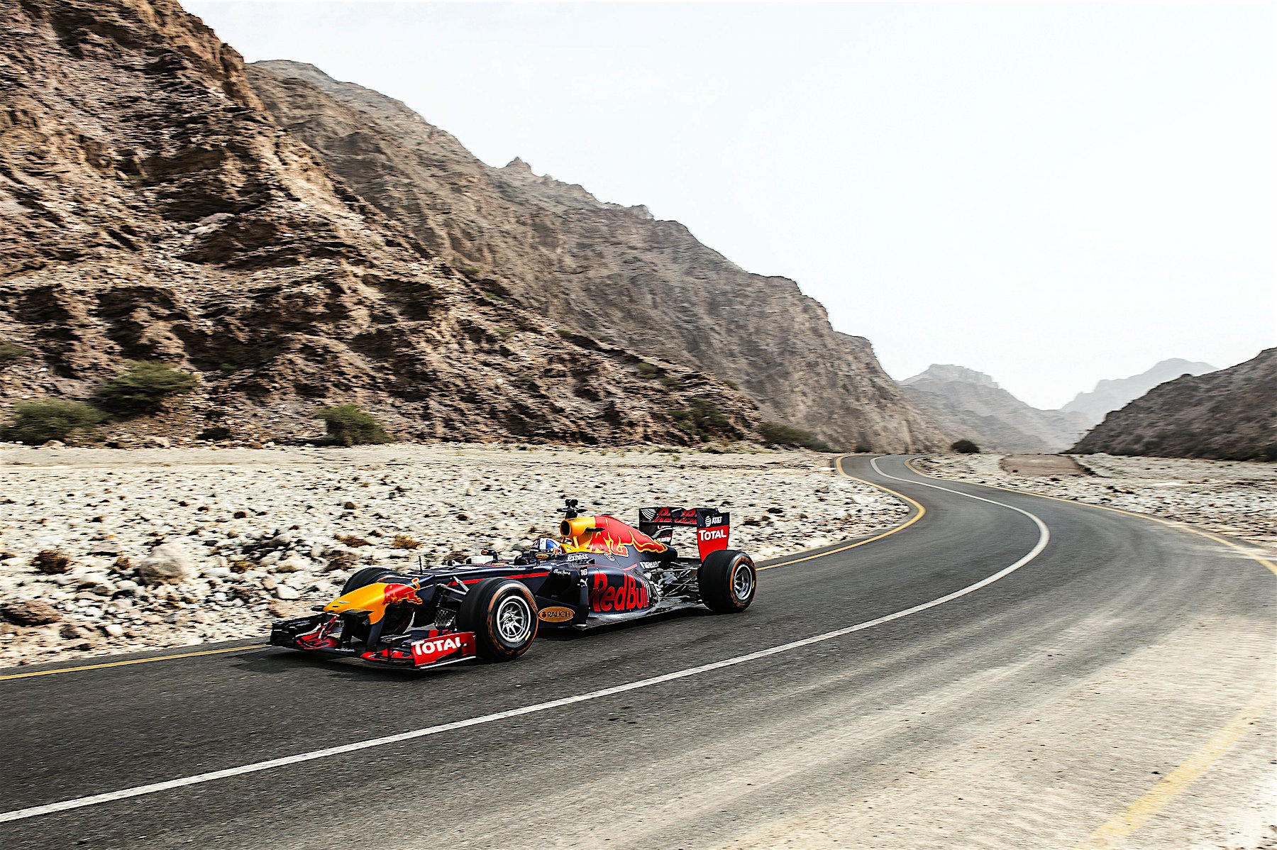 DC and the RB7 in Oman