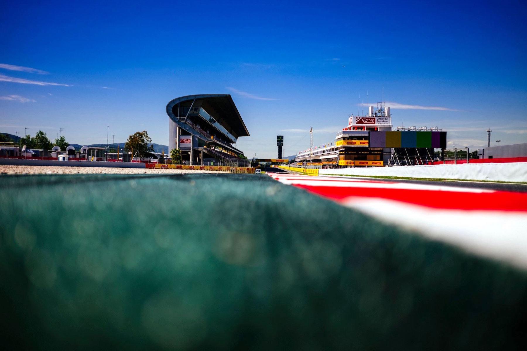 Salracing   Circuit de Barcelona-Catalunya
