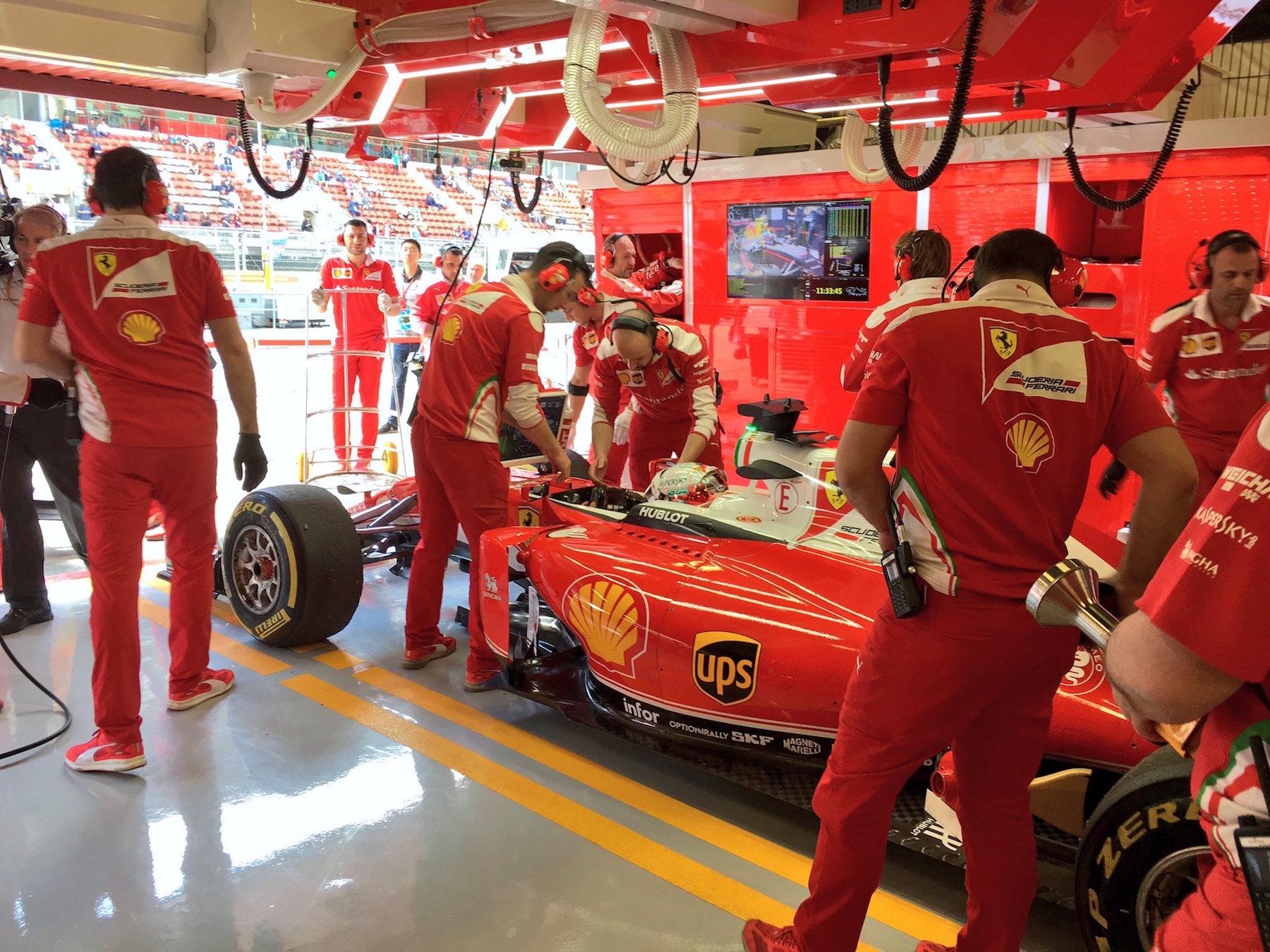 Salracing   Scuderia Ferrari
