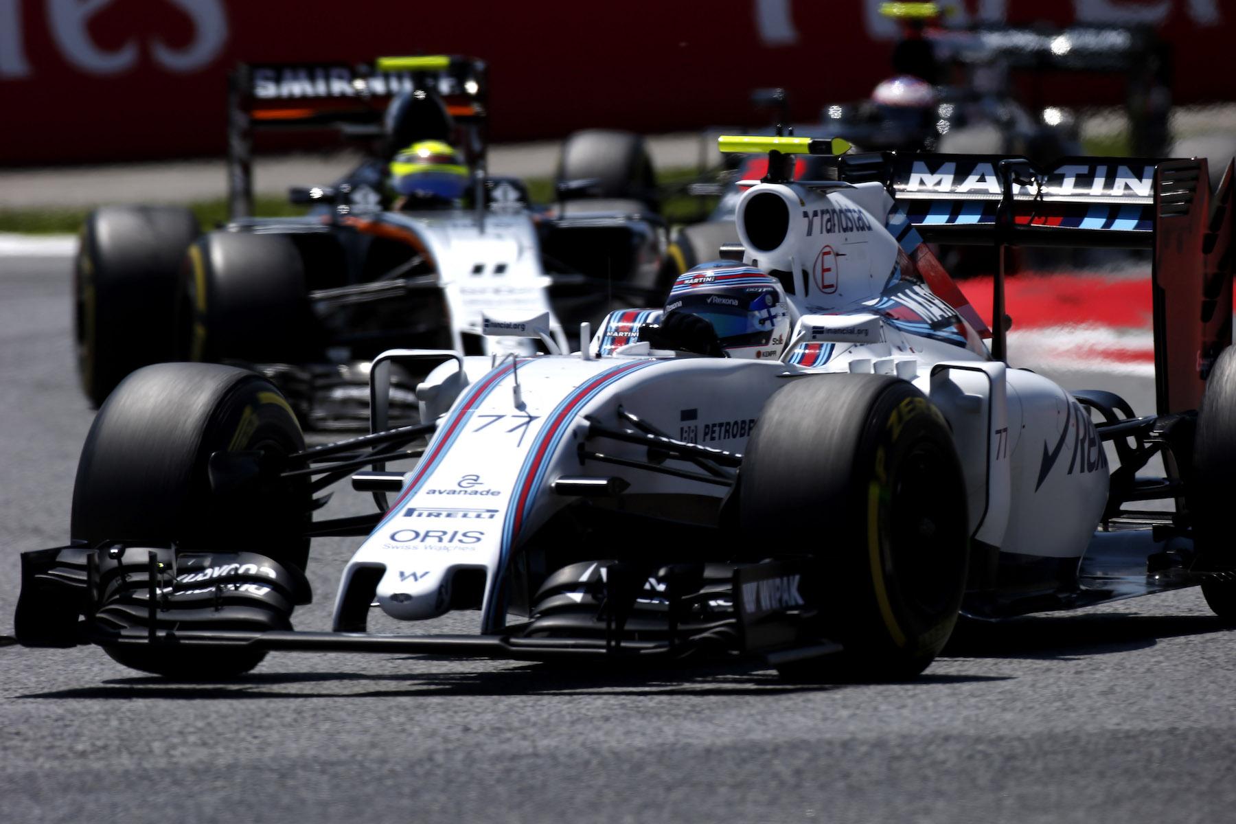 Salracing   Valtteri Bottas   Williams F1 Team