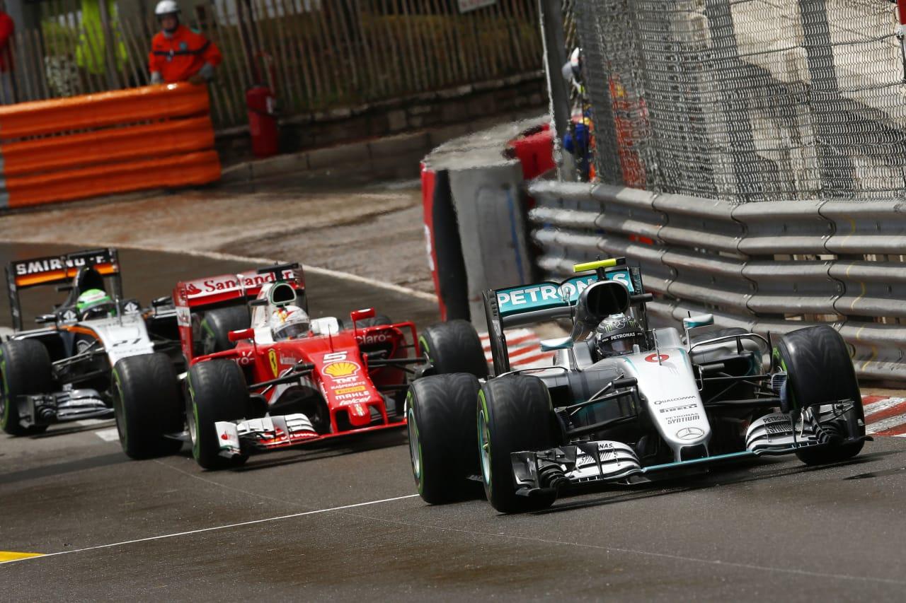 Salracing - Nico Rosberg   Mercedes