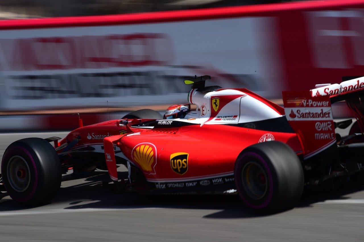 Salracing - Kimi Raikkonen   Ferrari
