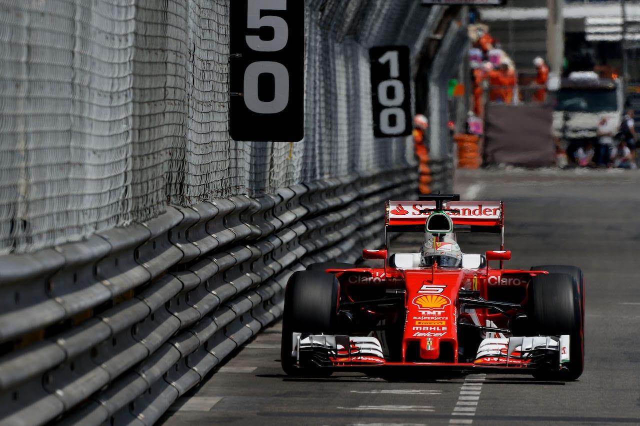 Salracing - Sebastian Vettel   Ferrari