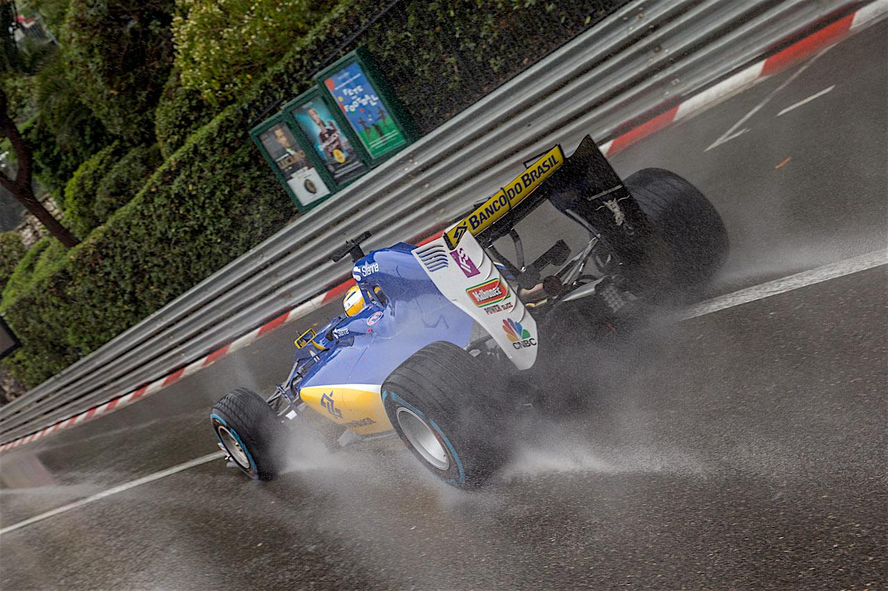 Salracing - Marcus Ericsson   Sauber