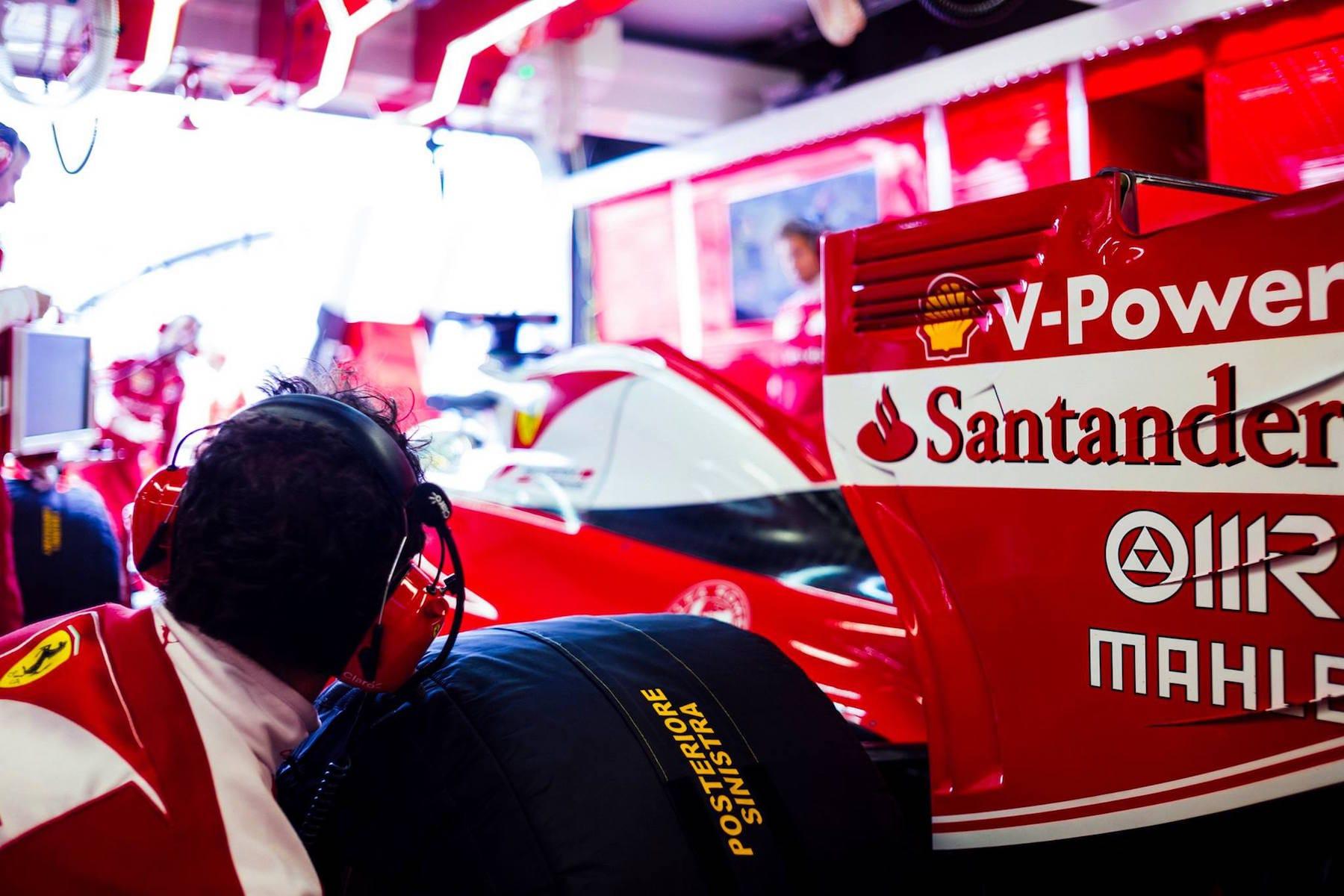 Salracing - Ferrari