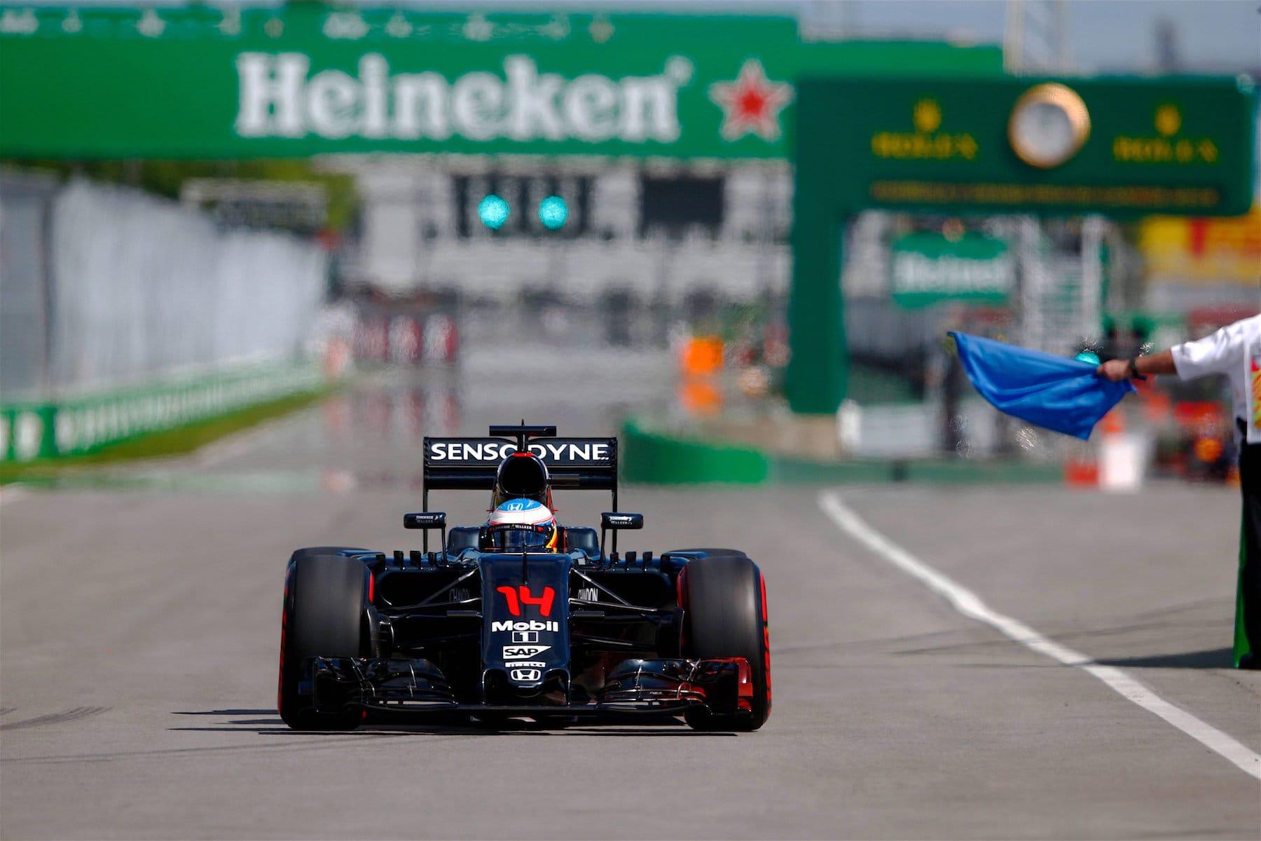 Salracing - Fernando Alonso | McLaren