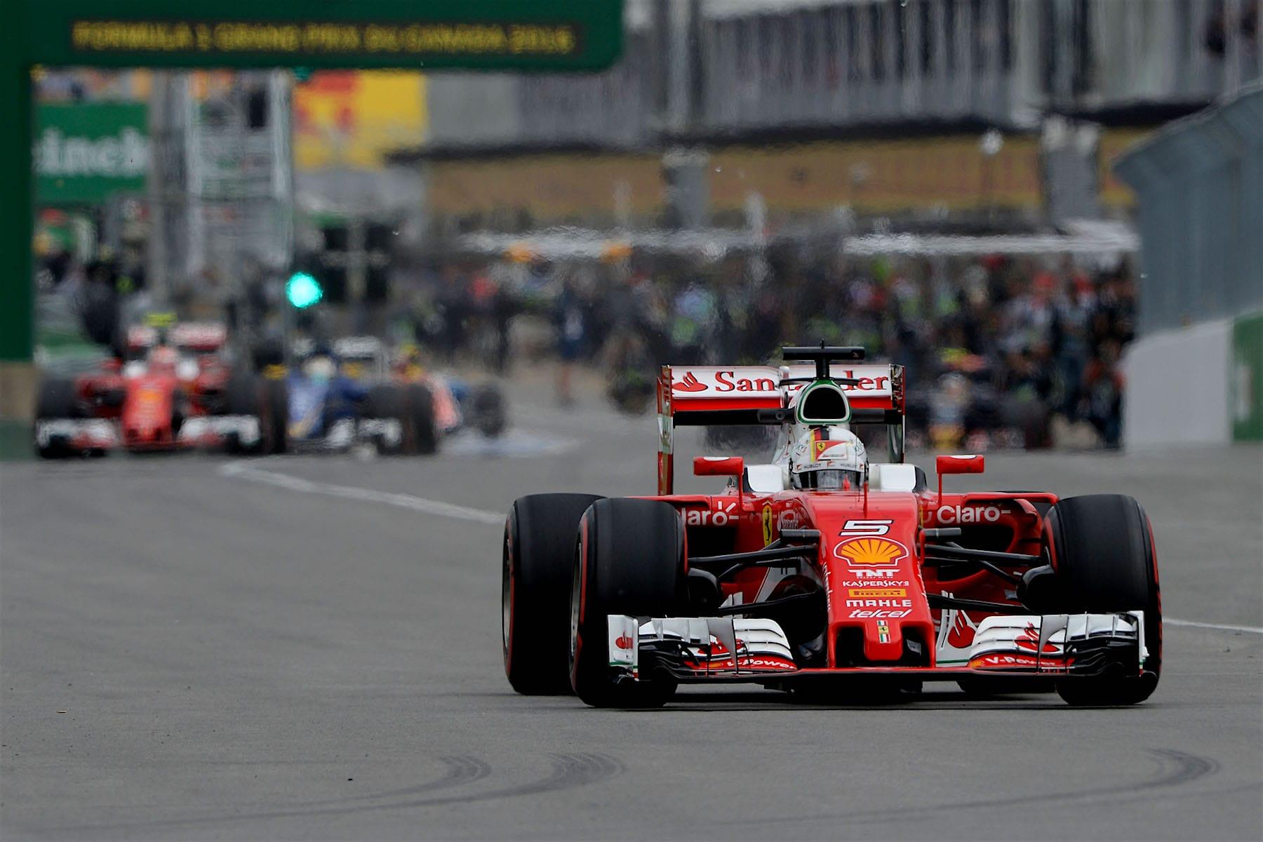 Salracing - Sebastian Vettel | Ferrari