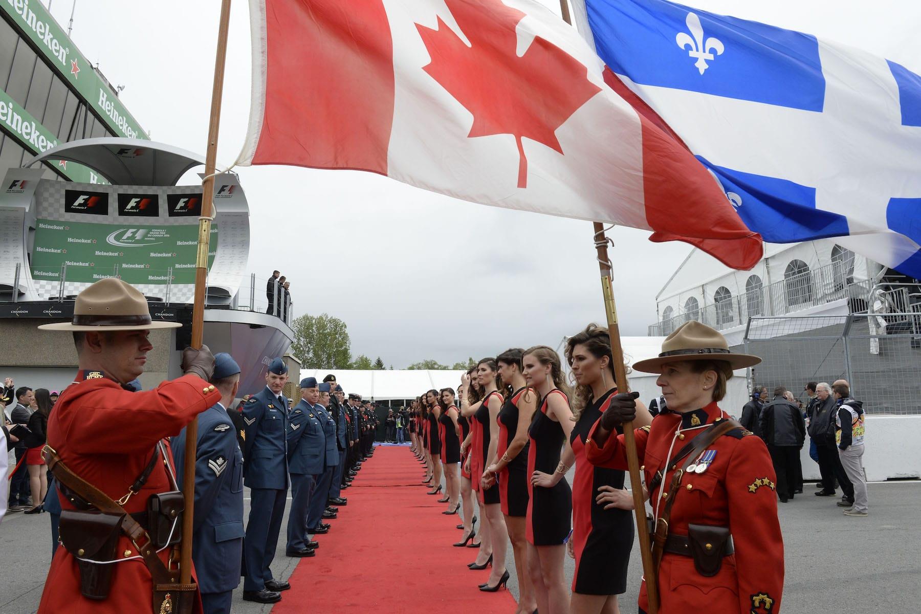Salracing - Pre-race ceremonies